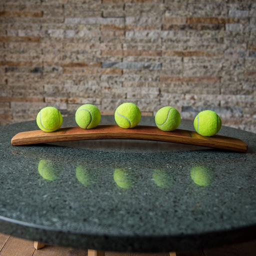 5 Tennis Ball Display