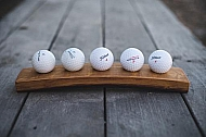 Small Golf Ball Display