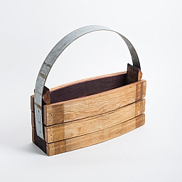 Basket -4 Bottle Wine Carrier