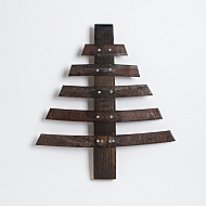 Bourbon Tree Wall Hanging
