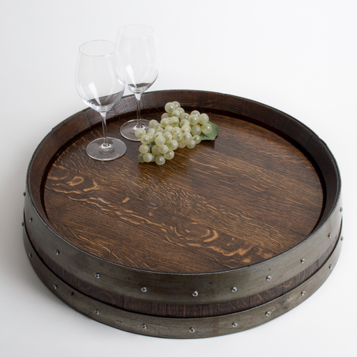 Banded Lazy Susan, 24