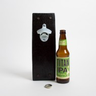 Charred Bottle Opener
