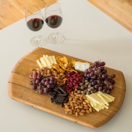 Large Barrel Head Cheeseboard