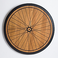 Bicycle Spokes Wall Hanging