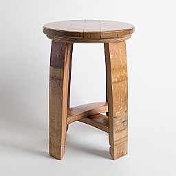 "Guitar Stool. 18"", Natural"