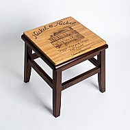 Nickel & Nickel Crate Step Stool