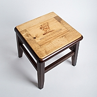 Stag's Leap Crate Step Stool