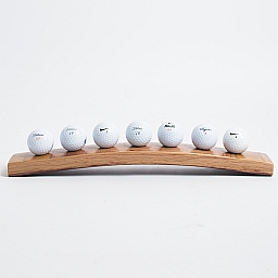 7 Golf Ball Display