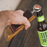 Hand Held Bottle Opener
