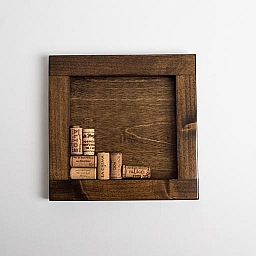 Small Trivet Kit- Corks Not Included, Provincial