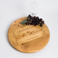 Cakebread Cellars Crate Lazy Susan