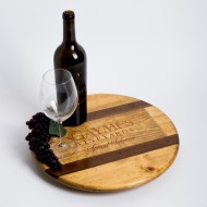 Caymus Crate Lazy Susan