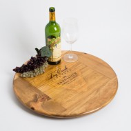 Dry Creek Endeavor Crate Lazy Susan