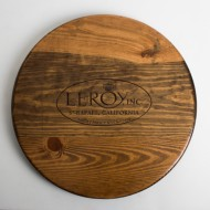 Large Leroy Crate Lazy Susan
