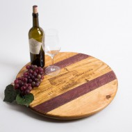 Romanee-Conti Crate Lazy Susan