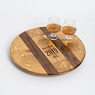 Blood Oath No. 5 Crate Lazy Susan