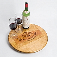Bouchard Pere & Fils Crate Lazy Susan