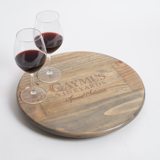 Caymus Crate Lazy Susan 16