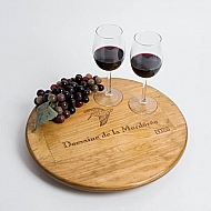 Domaine de la Mordoree Crate Lazy Susan