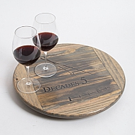 Decades 5 Crate Lazy Susan
