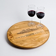 Falleto Crate Lazy Susan