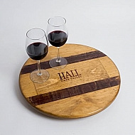 Hall Crate Lazy Susan