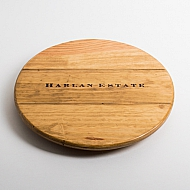 Harlan Estate Crate Lazy Susan