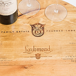 "Lazy Susan, 16"", LARKMEAD, Golden Oak"