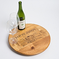 Louis Jadot Crate Lazy Susan