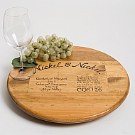 Nickel and Nickel Crate Lazy Susan
