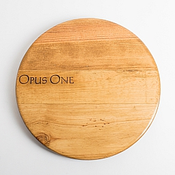 "Lazy Susan, 16"", OPUS ONE, Golden, California"
