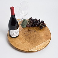 Poetry Crate Lazy Susan