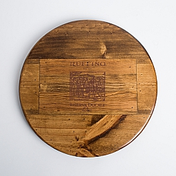 "Lazy Susan, 16"", RUFFINO, Image, Provincial, Italy"