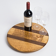 Signorello Estate Crate Lazy Susan