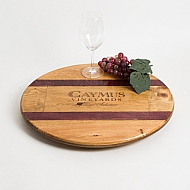 Large Caymus Crate Lazy Susan