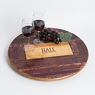 Hall Crate Lazy with Wine Soaked Surround