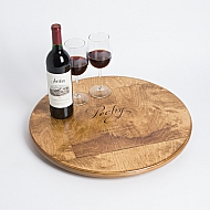 Large Cliff Lede Poetry Crate Lazy Susan