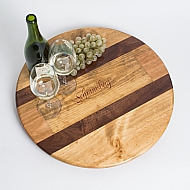 Large Schramsberg Crate Lazy Susan