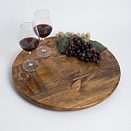HaLo Crate Lazy Susan