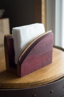 Offset Napkin Holder