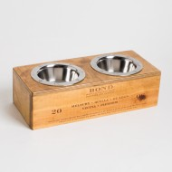 Small Bond Crate Dog Feeder