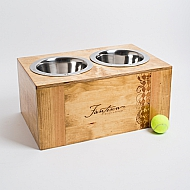 Large Fantesca Crate Pet Feeder