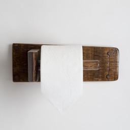 Pole Style Toilet Paper Holder