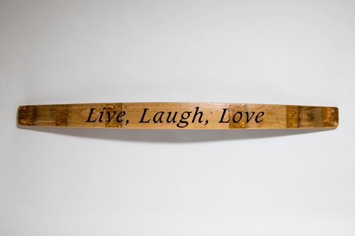 Sign -Live, Laugh, Love