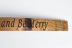 Sign- Eat, Drink, and Be Merry