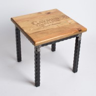 Caymus Crate Step Stool