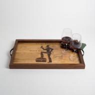 Krupp Bros Black Bart Crate Tray