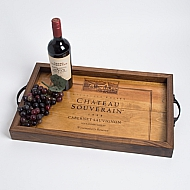 Chateau Soverain Crate Tray