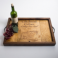 Cakebread Cellars Crate Tray