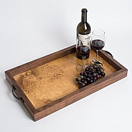 Dana Wine Crate Tray
